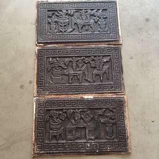 Antique tiles craving