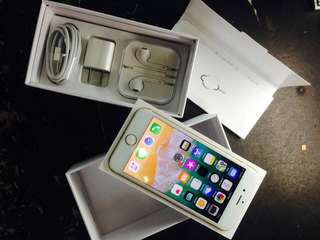 iPhone 6 64gig complete package