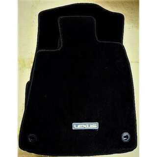 Lexus GS250/GS350 (GRL11/GRL10)(12-present) car mats.