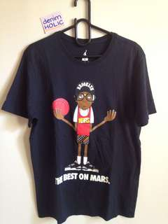 Jordan The Best on Mars shirt L
