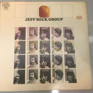 Jeff Beck Group – Jeff Beck Group, Vinyl LP, Epic – EPC 64899, UK