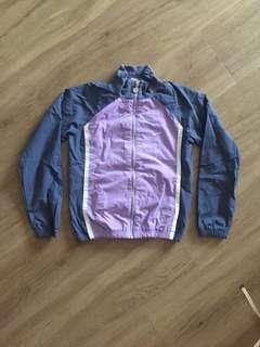 Authentic Nike Long Sleeve Windbreaker jacket