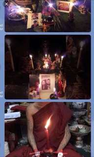 Love ritual to get back lover