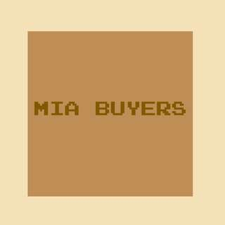 🏹 MIA BUYERS [Updated: 12/5/2018] 🏹
