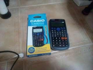 Calculater ( scientific) casio Fx-96 SG Plus