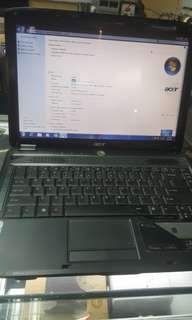 For sale Acer Laptop Dual core 2gb ram 160gb Hdd win7