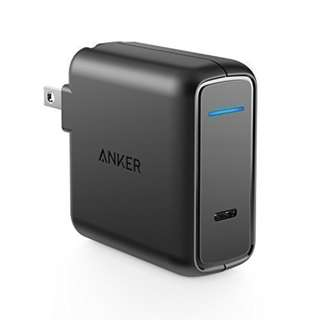 Anker USB Type-C with Power Delivery (PD) 30W USB Wall Charger Fast Charger for iPhone X / 8 / 8 Plus / Macbooks etc.