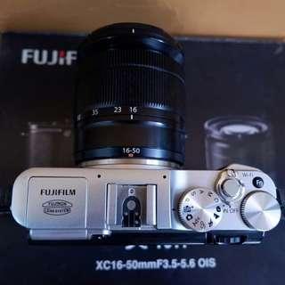 Fujifilm fujinon xm1 xm 1 xm-1