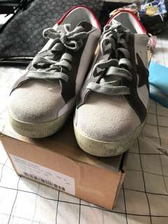 Golden Goose Deluxe Brand GGDB size EU 39 or US8.5 womens