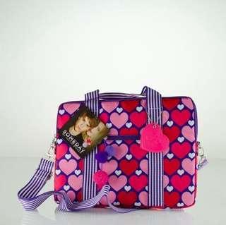 Limited Edition Justin Bieber laptop bag