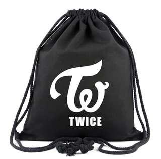 TWICE索繩袋