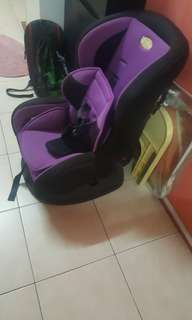 ##PRICEREDUCED## Car Seat from Newborn until 6years old