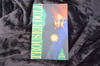 Trouser Doll Poetry Book (English Language)