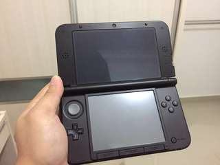 Rm15 off for 24hours-Modded 3ds xl