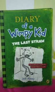 Diary of a Wimpy Kid (The Last Straw)