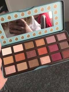 Designer brands eyeshadow palette