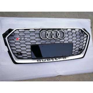 Honeycomb RS grille for B9 A5 coupe/sportback