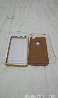 Case bamper kulit iphone 6