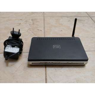 D-Link wireless VOIP router DVG-G5402SP