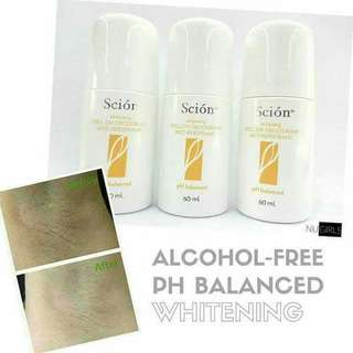 Roll-on Deodorant & Anti-Perspirant 24hr Protection