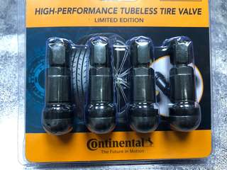 High-Performance Tubeless Tire Valve