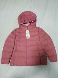Uniqlo Winter Jacket Size 110