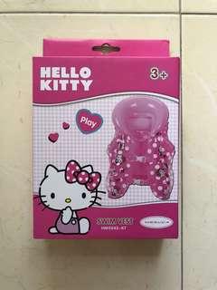 Hello Kitty Swimming Float