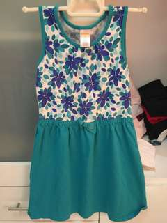 Cute floral dress for baby girl