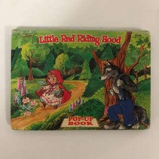 Little Red Riding Hood - (Pop-Up Book)