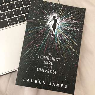 the loneliest girl in the universe lauren james