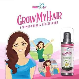 Grow my hair shampoo 120ml