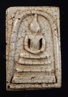 泰國佛牌~百年經典~崇笛佛 Phra Somdej ~屈甩近pim~編洩大模 約BE2398 - 2415。 盜相必究