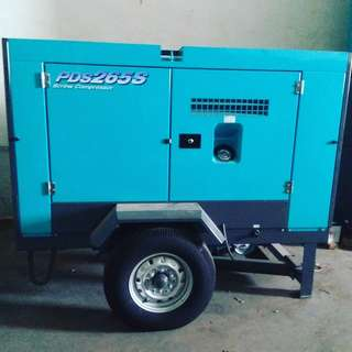 Kompresor Airman Diesel Portable PDS265S