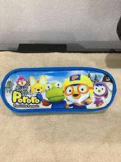 Pororo The Little Penguin Pencil Case