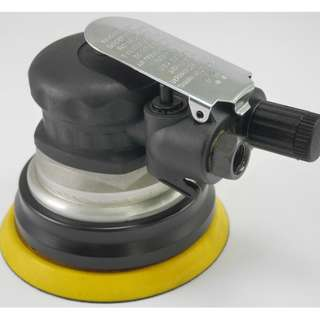 "Nikko Heavy Duty Air Orbital Sander 5"" (Self-Generated Vacuum)"