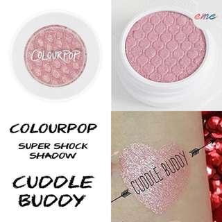 BN Colourpop Super Shock Shadow Eyeshadow Cuddle Buddy - Valentines Day