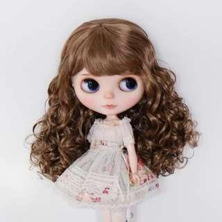B女 Blythe 假髮 [不含娃娃]