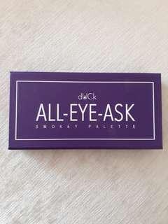DUCK All-Eye-Ask Eyeshadow Palette