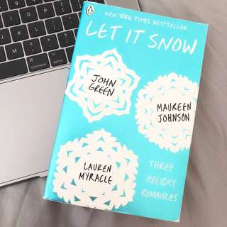 let it snow john green maureen johnson lauren myracle