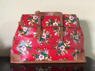 Kenzo bags floral pattern authentic