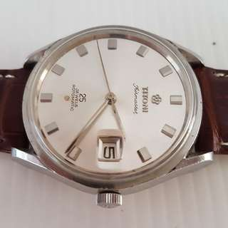 Rare Watch, Old Watch, Vintage TITONI Automatic Wrist Watch, Made in Switzerland, An Airmaster, ETA movement, Calibre 2452, 25 Jewels, For Collector, For Watch Lover, a Piece of History in beautiful condition, Titoni Watch Company, Geneve, Rotormatic