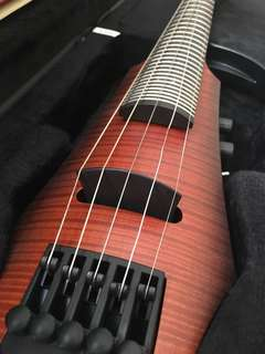 NS Design NXT 5A Fretted Violin