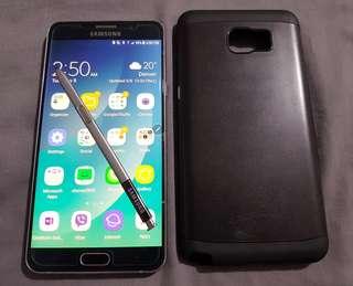 Samsung NOTE 5 - Open line