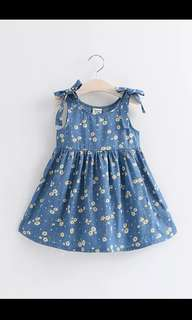 #weloveall Daisy Kids Spag Dress