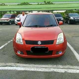 Swift Tipe GL 2007 Built Up