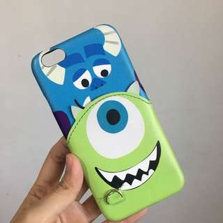 Mike Sulley Pocket Case - Iphone 6/6s