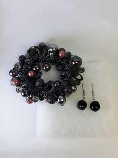 Bracelet and Earrings Bundle