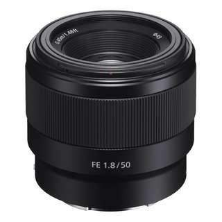 Sony FE 50mm F1.8. Sony Malaysia Warranty 15 Month. READY STOCK NOW