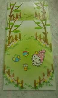 My Melody Two Slip Pocket Folders