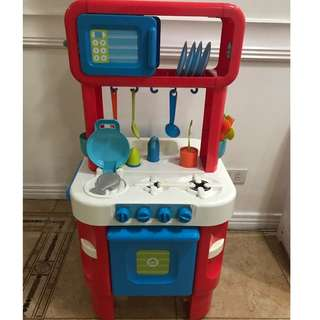 Early Learning Cook's Little Kitchen